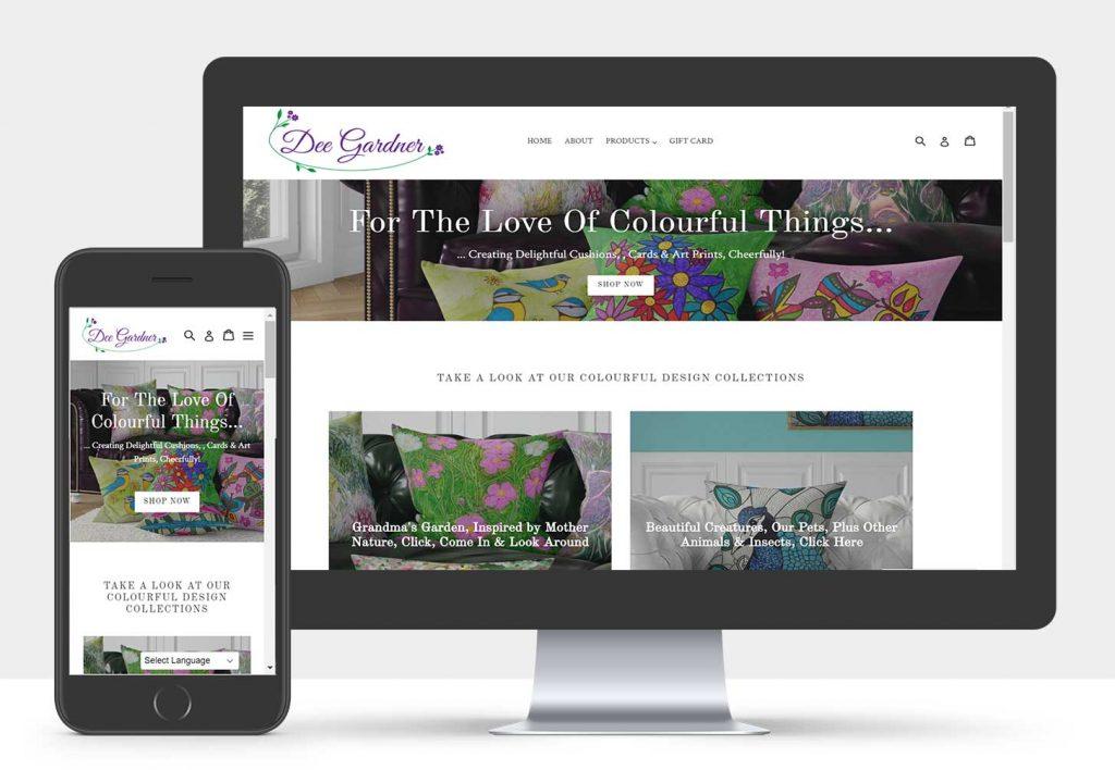 Online Shop, Logo Design, Product Photography